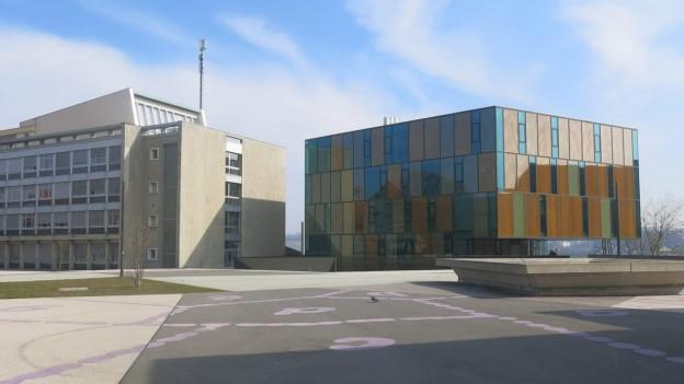 Wer das neue Gebäude bauen will muss auch Bauland mitbringen.