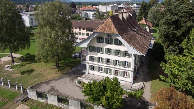 Das Jugendheim Lory in Münsingen will sein Image verbessern.