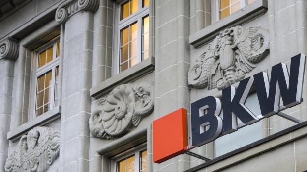 BKW-Gebäude von aussen
