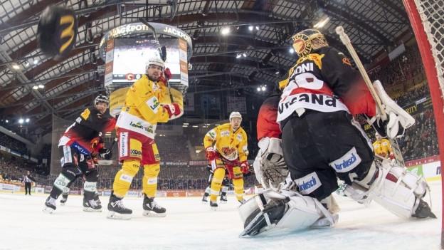 Bern ist nicht ganz im Eishockey-Fieber
