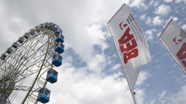 Die BEA ist weiterhin ein wichtiger Leuchtturm der Bernexpo Groupe.