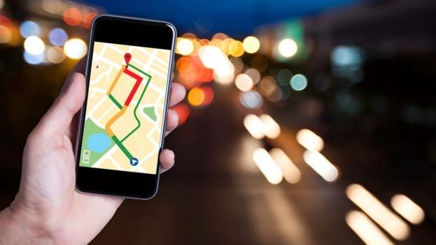 Von Google Maps, intelligenten Brillen und Demokratie.