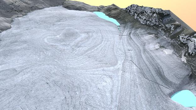 Faverges-See - Visualisierung der Massnahmen