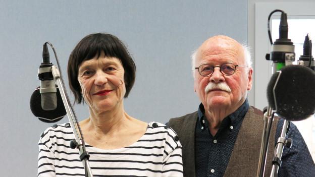 Gabriela Kägi und Heinz Stalder über ihre New Yorker Schlummermutter