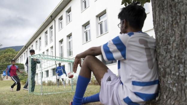 Das Asylwesen im Kanton Bern wird neu organisiert.