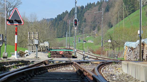 Im Emmental haben die Eisenbahnfreunde den Weg in die Zukunft gefunden.