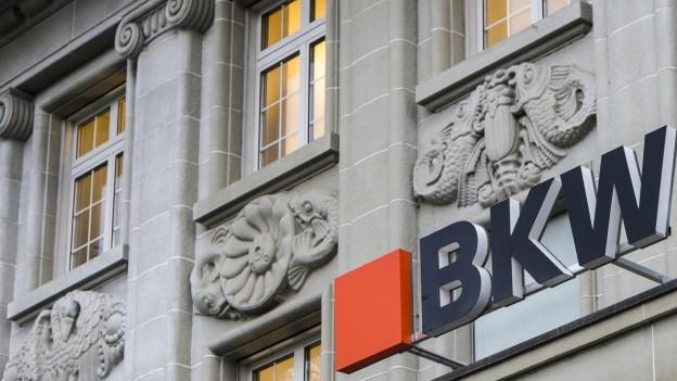 Der Energiekonzern BKW steht wegen der Managerlöhne in der Kritik.