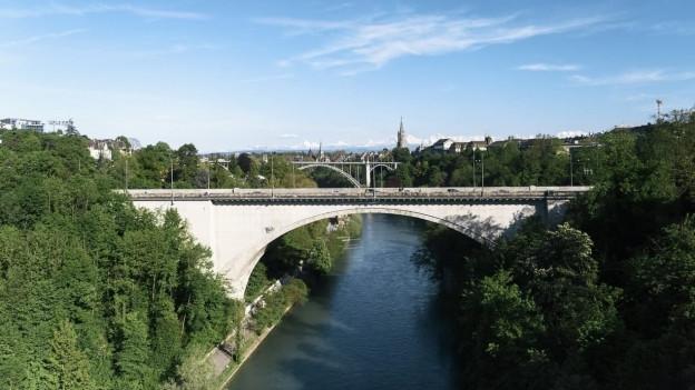 Die Stadt Bern will noch grüner werden
