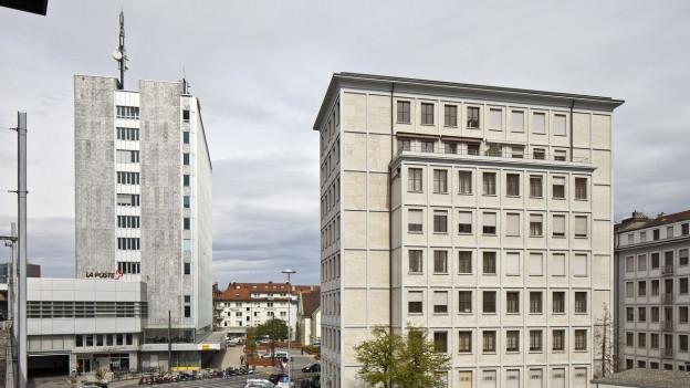 Stadtzentrum von Freiburg