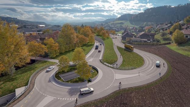Der Nationalrat will das Projekt in Oberburg weiterhin finanzieren.