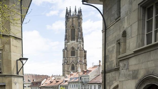 Die Kathedrale von Freiburg