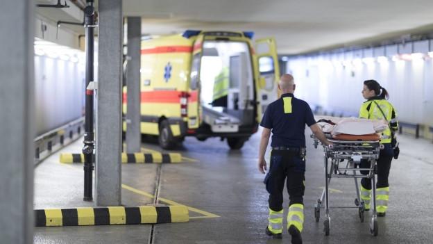 Rund ein Drittel aller Patienten im Notfall könnten sich dank Telenotfallmedizin den Spitalbesuch sparen.