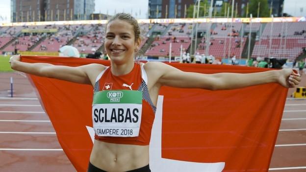 Delia Sclabas gilt als grosse Nachwuchshoffnung.