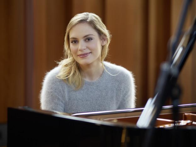 Beatrice Berrut über ihre Leidenschaften: Das Piano und der Whiske