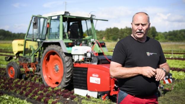 Der Einsatz von Pestiziden auf landwirtschaftlichen Flächen ist erlaubt – es braucht aber je nach Mittel eine Bewilligung.