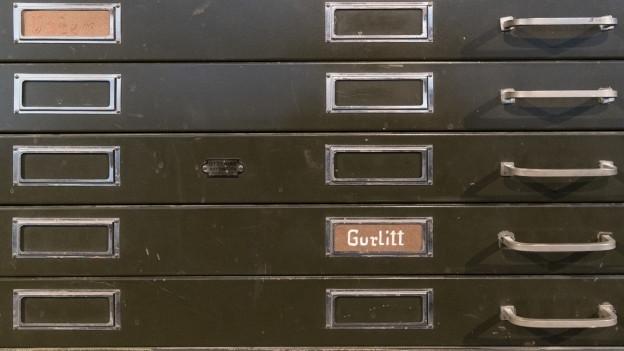 Cornelius Gurlitt bewahrte hier viele Werke auf
