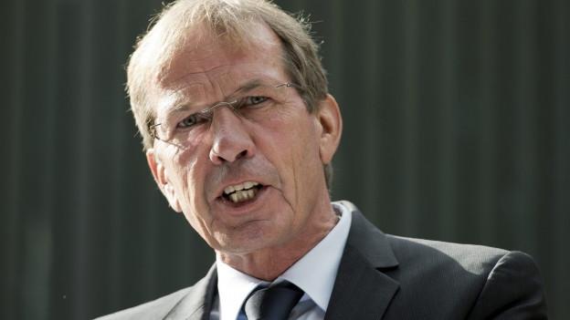 Hans-Rudolf Schwarz leitet ab dem kommenden Jahr die Justizvollzugsanstalt Thorberg.