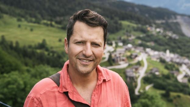 Portrait Rolf Hermann