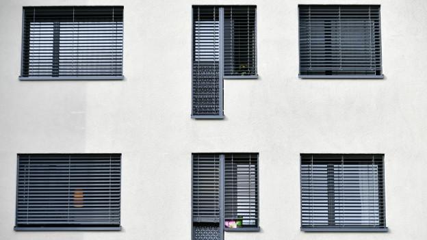 In Huttwil gibt es besonders viele leere Wohnungen.