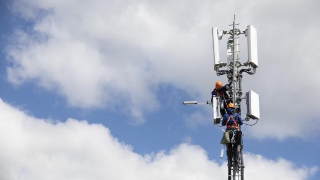 Diese Umrüstung von 3G, 4G auf 5G kann in einem sogenannten Bagatellverfahren bewilligt werden.