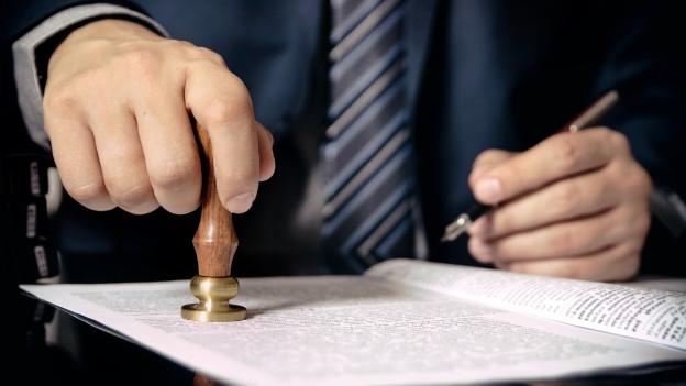Kompromiss bei den Notariatsgebühren