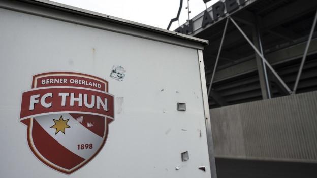 Das Logo des FC Thuns.