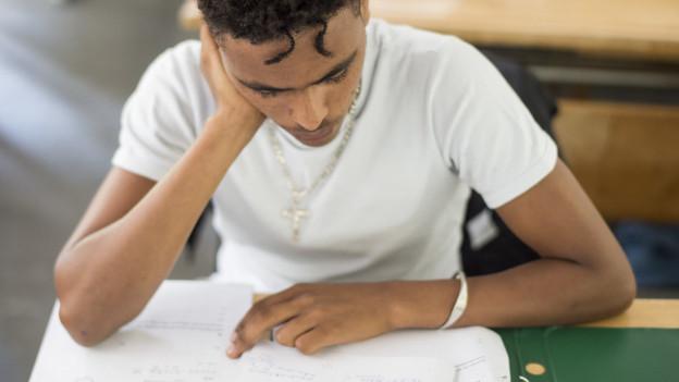 Abgewiesene Asylsuchende sollen ihre Ausbildung beenden