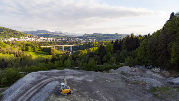 Laut Bund gehört La Pila zu den sechs grössten Altlasten der Schweiz und muss saniert werden.