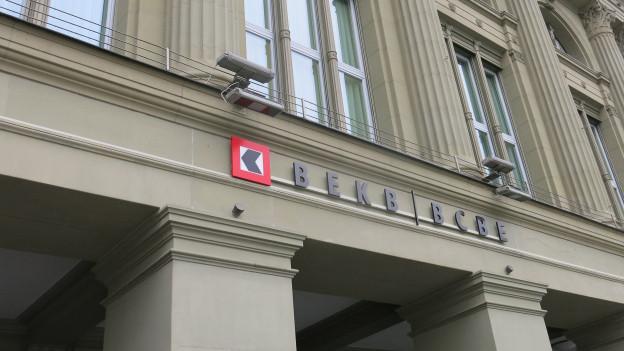 Die BEKB profitiert auch von den Hausbesitzerinnen und Hausbesitzern.