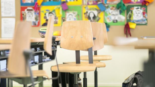 Am 11. Mai starten die Schulen wieder.
