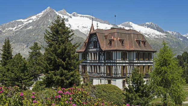 Die Villa Cassel wurde saniert. Jetzt ist sie klimaneutral.