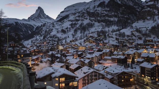 Zermatt will auch weiterhin verkehrsfrei bleiben.