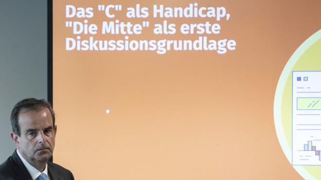 Zusammenschluss von BDP und CVP? In Langnau wurde darüber diskutiert.