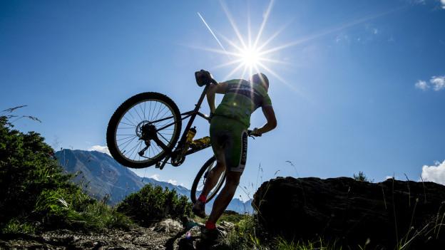 Viele Biker sind sprichwörtlich auf Abwegen.