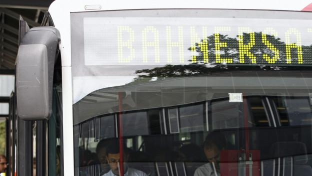 Zwischen Bern und Freiburg verkehren Busse statt Züge