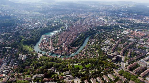 Grossfusion in Bern laut Studie langfristig vorteilhaft