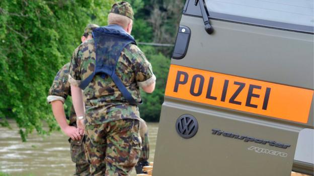 Militärpolizei