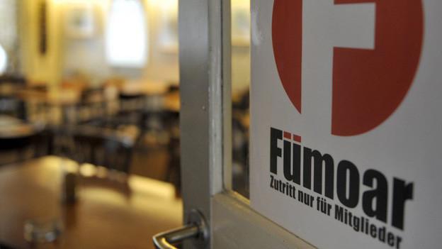 Für den Verein Fümoar wird die Luft dünn.