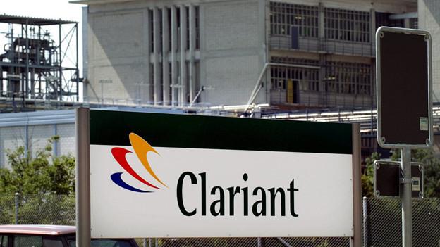 Clariant-Hauptsitz in Muttenz