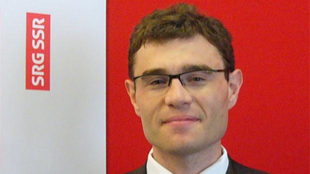 GLP-Grossrat Emmanuel Ullmann will nicht, dass das Jahresessen des Parlaments in der Messe Schweiz stattfindet