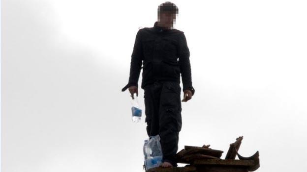 Nicht schuldfähig: Der Mann, der im Mai 2011 das Gundeli in Atem hielt.