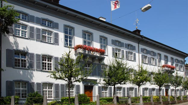 regierungsgebäude in Liestal: Wer hat hier ab Sommer 2013 das Sagen?