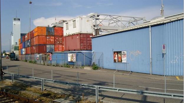 Bund soll Container-Terminal der Rheinhäfen fördern