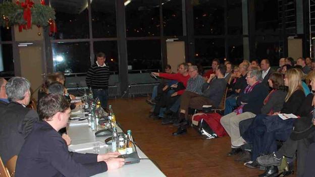 Gut besuchte Info-Veranstaltung in Grenzach-Wyhlen