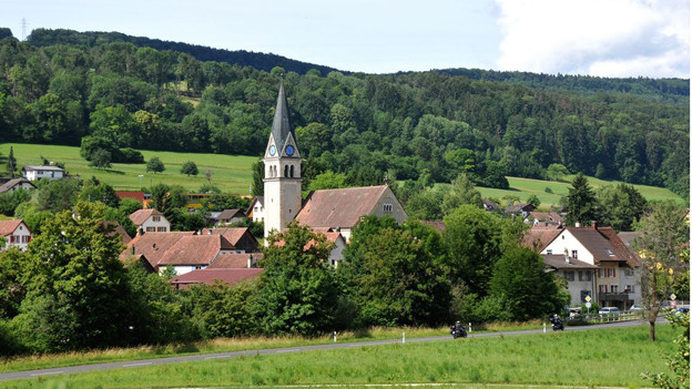 Bleibt beim Kanton Solothurn: Gemeinde Kleinlützel im Schwarzbubenland
