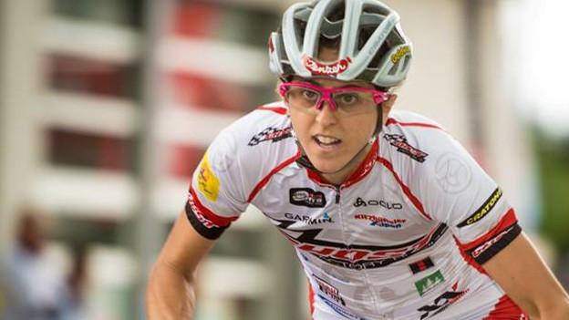 Olympiateilnehmerin Kathrin Leumann aus Riehen