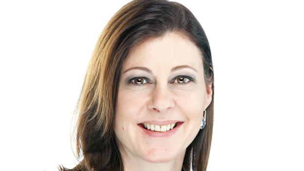 FDP-Präsidentin Christina Pezzetta