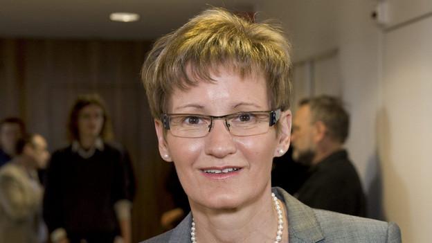 Die Baselbieter Regierungsrätin Sabine Pegoraro.