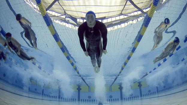 Basels Schwimmer sollen nicht mehr auf dem Trockenen sitzen.