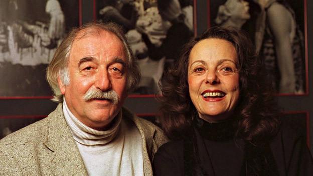 Gerd Imbsweiler und Ruth Oswalt